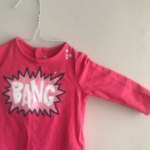 "Other - Sequin ""Bang"" top"